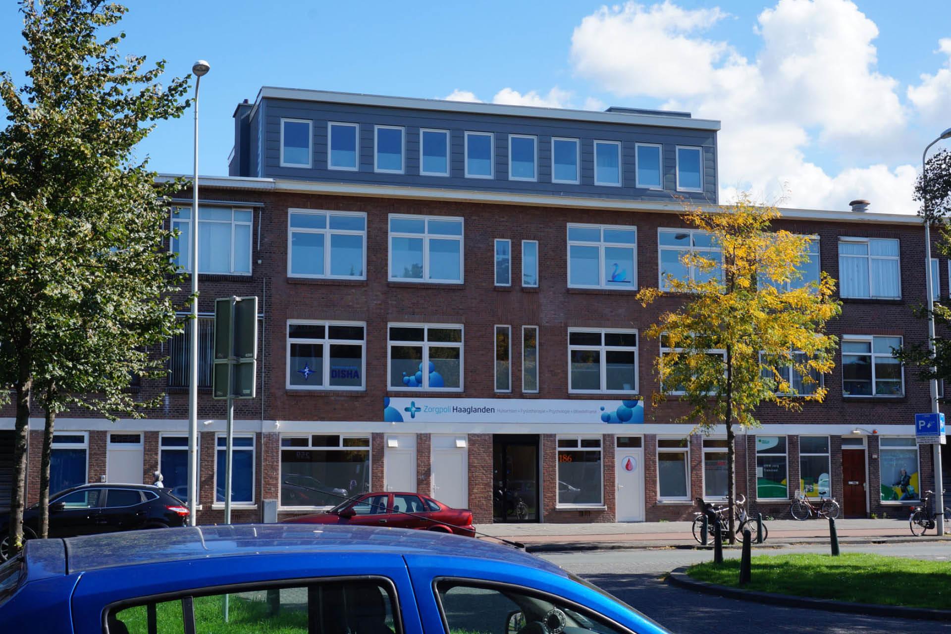 De la Reyweg, Den Haag