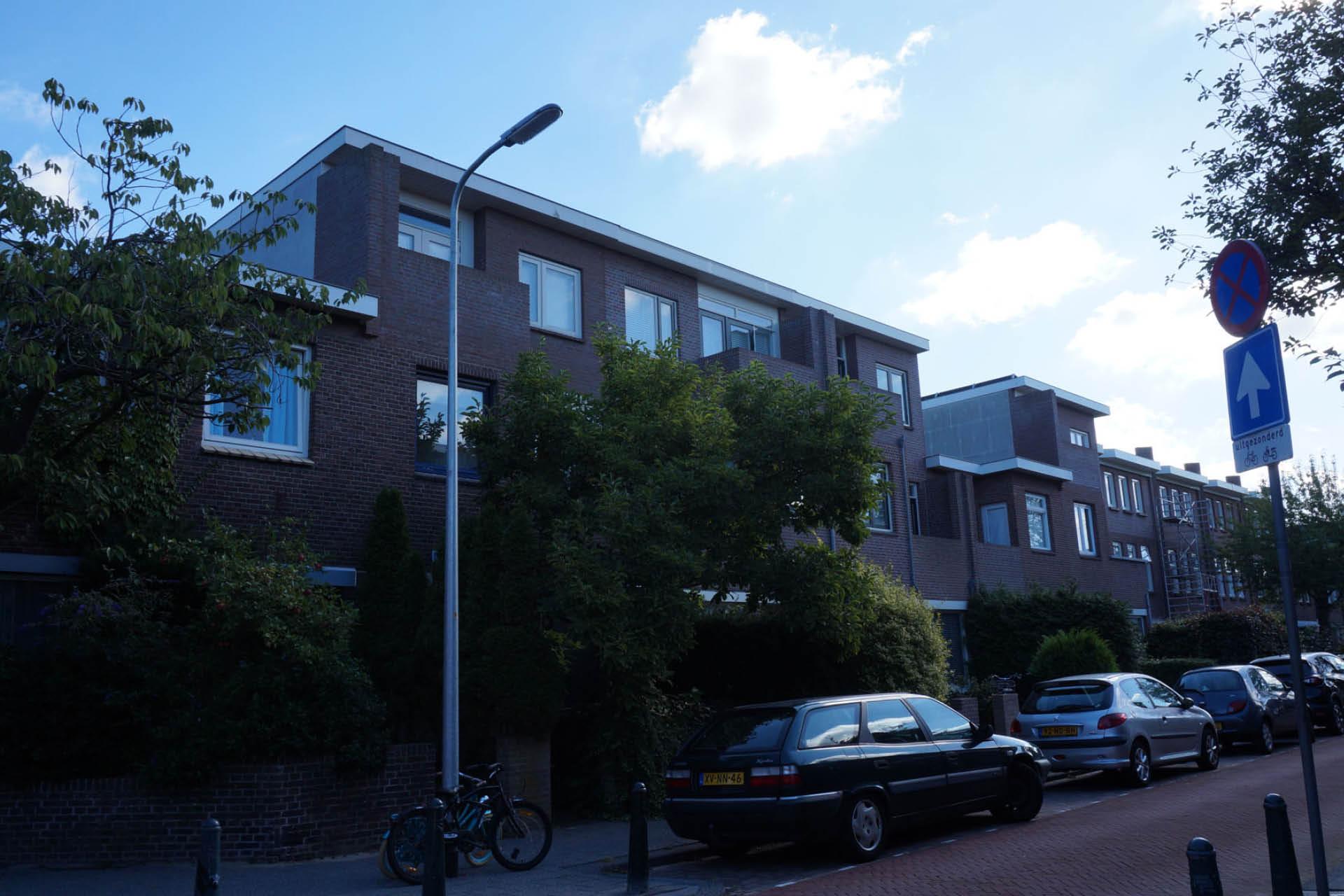 Fuchsiastraat, Kamillestraat & Hyacinthweg, Den Haag