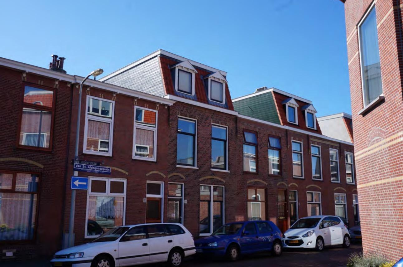 Van Sint Aldegondeplein & Van Hoornestraat, Den Haag