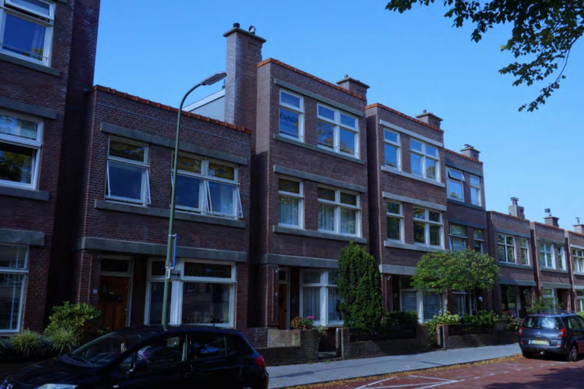 Zonnebloemstraat, Den Haag